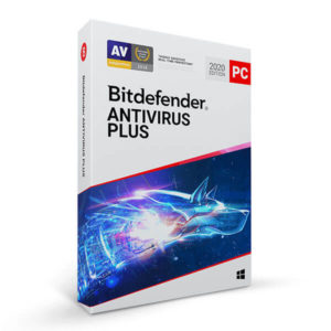 Bitdefender Antivirus Plus 2020 PC