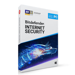 bitdefender internet security 2019 1 pc