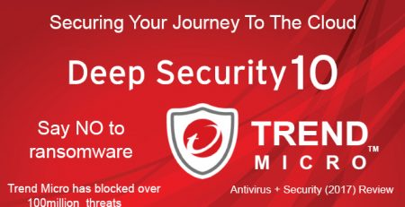 trend micro antivirus+ security 2017 review