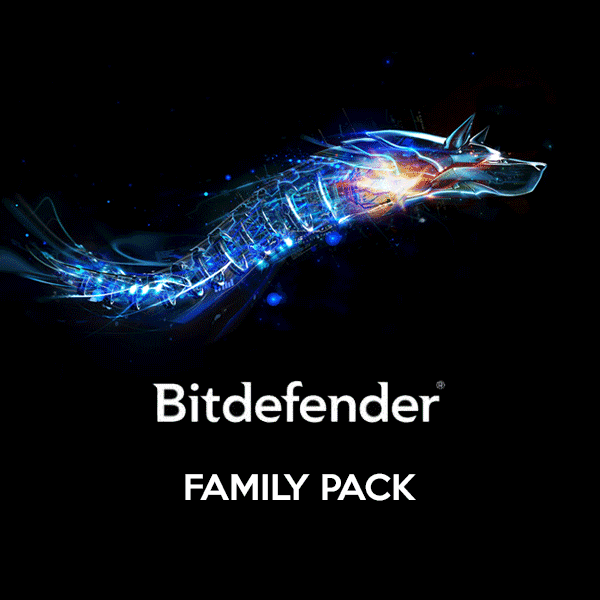 bitdefender family pack product image