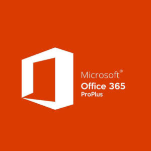 Microsoft Office 365 Pro Plus cover