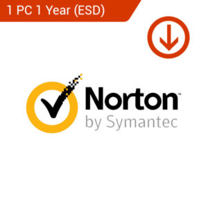 norton antivirus 1 pc 1 year esd