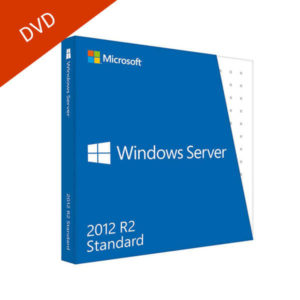 microsoft windows server 2012 r2 standard dvd