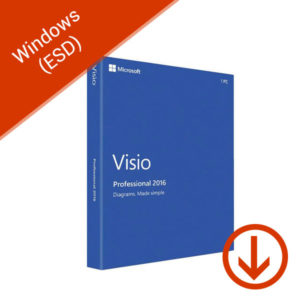 visio professional 2016 windows esd