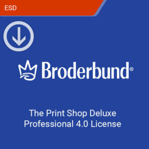 The Print Shop Deluxe Professional 4 License-esd