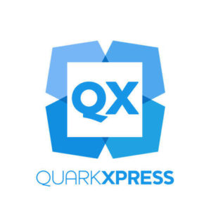 quarkxpress logo brand