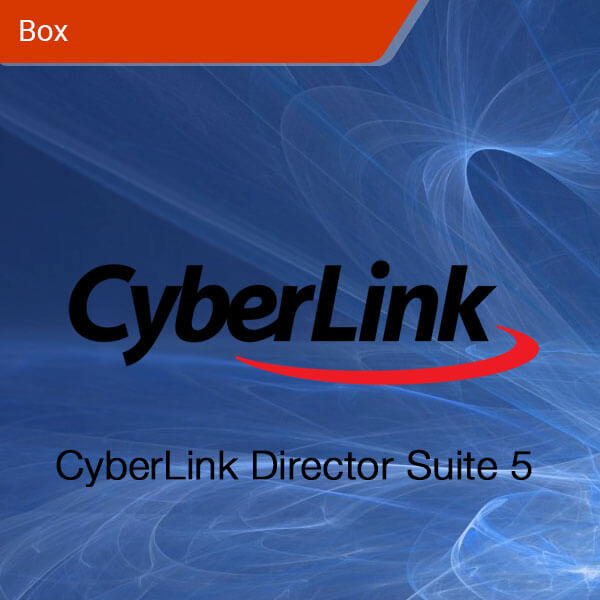 Buy CyberLink Director Suite 5-box