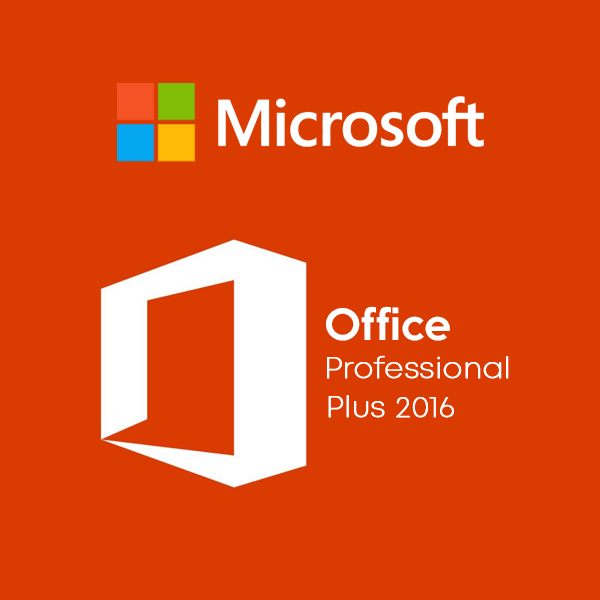 Microsoft Office Professional Plus 2016 Primary image