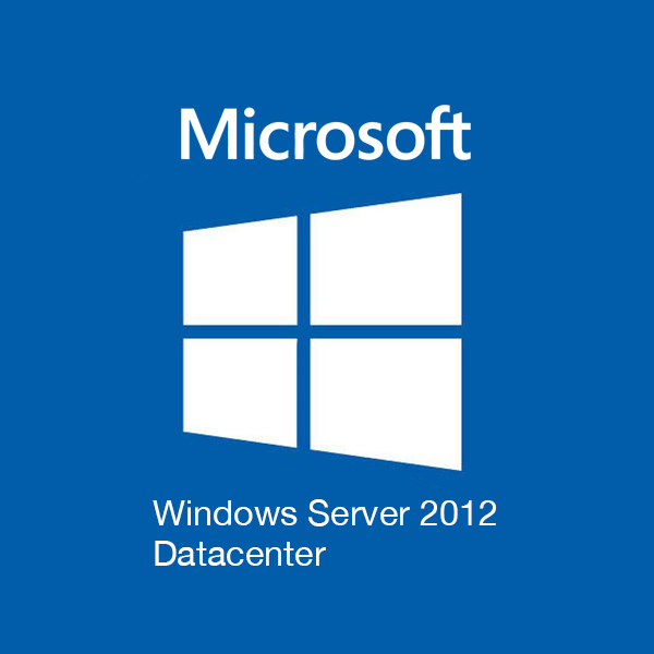 microsoft windows server 2012 datacenter product image