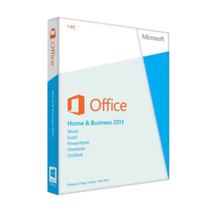 microsoft office home & business 2013 1 pc
