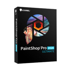 PaintShop Pro Ultimate box 2020