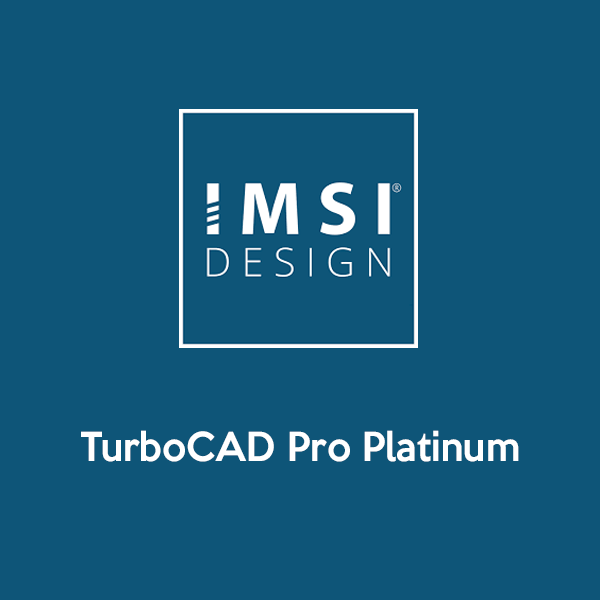 imsi design turbocad pro platinum primary product image