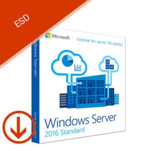 microsoft windows server 2016 standard esd