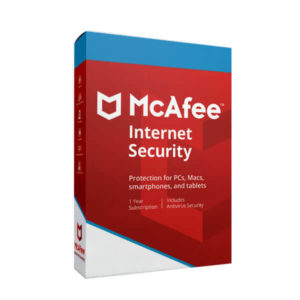 McAfee Internet Security all devices