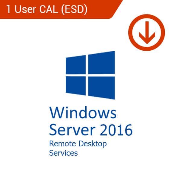 windows server 2016 remote desktop services 1 user esd