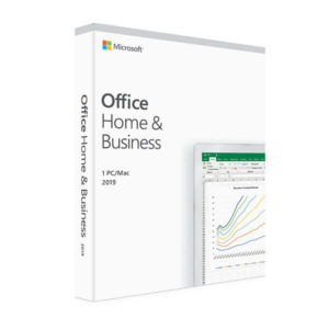 Office Home and Business 2019 1PC/MAC