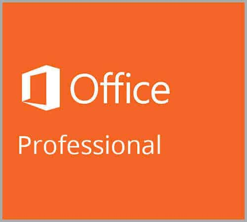 office professional product cover