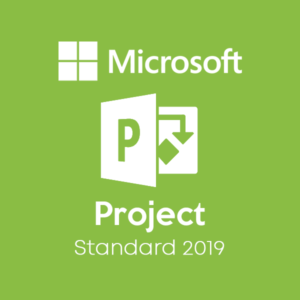 microsoft project standard 2019 product image
