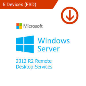 windows server 2012 r2 remote desktop services 5 devices esd