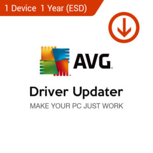 avg driver updater 1 device 1 year esd