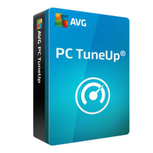 AVG PC TuneUp box