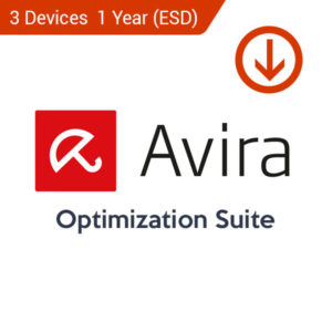 avira optimization suite 3 devices 1 year esd
