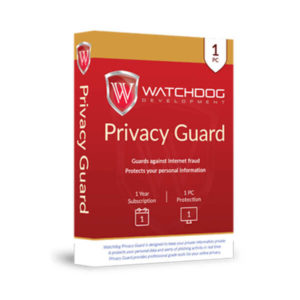 watchdog privacy guard 1 pc