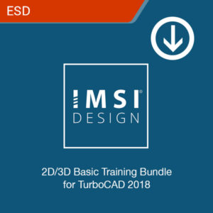 2d-3d-basic-training-bundle-for-turbocad-2018-esd
