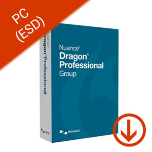 dragon professional group academic 1 user pc esd product of softvire
