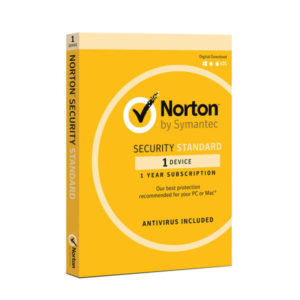 Norton Security Standard 30 1 device