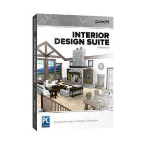 Punch! Interior Design Suite v20 box