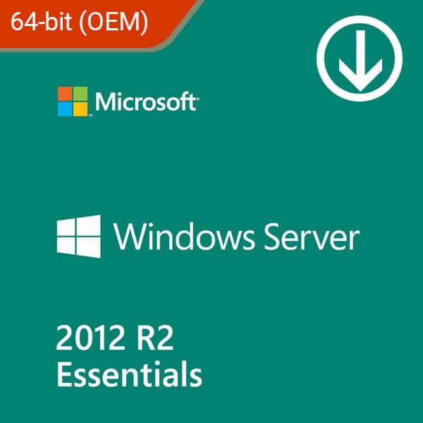 windows server 2012 r2 esentials 64-bit oem
