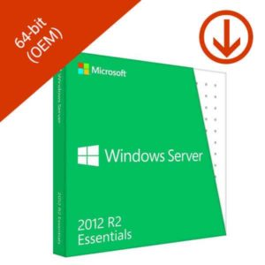 windows server 2012 r2 essentials 64-bit oem softvire product