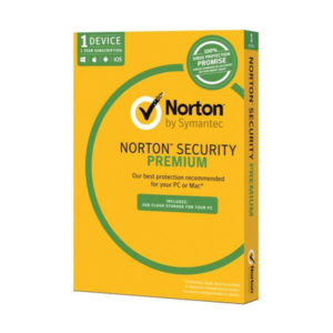 Norton Security Premium box