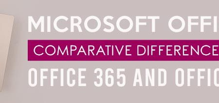 microsoft office: comparative difference between office 365 and office 2019