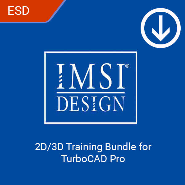 2D3D Training Bundle for TurboCAD Pro