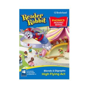 Broderbund-Reader-Rabbit-High-Flying-Act